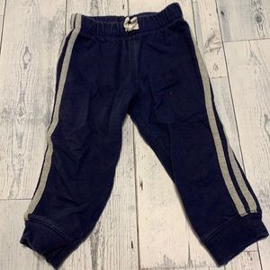 5 for $25 Carter's navy sweatpant
